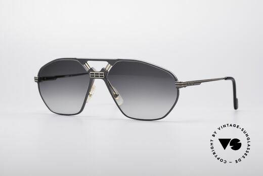 Ferrari F22 XL 80er Luxus Sonnenbrille Details