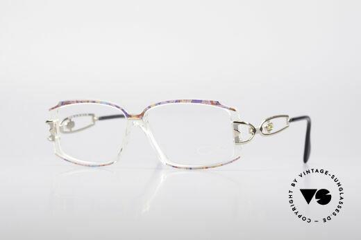 Cazal 363 Echt 90er Brillenfassung Details