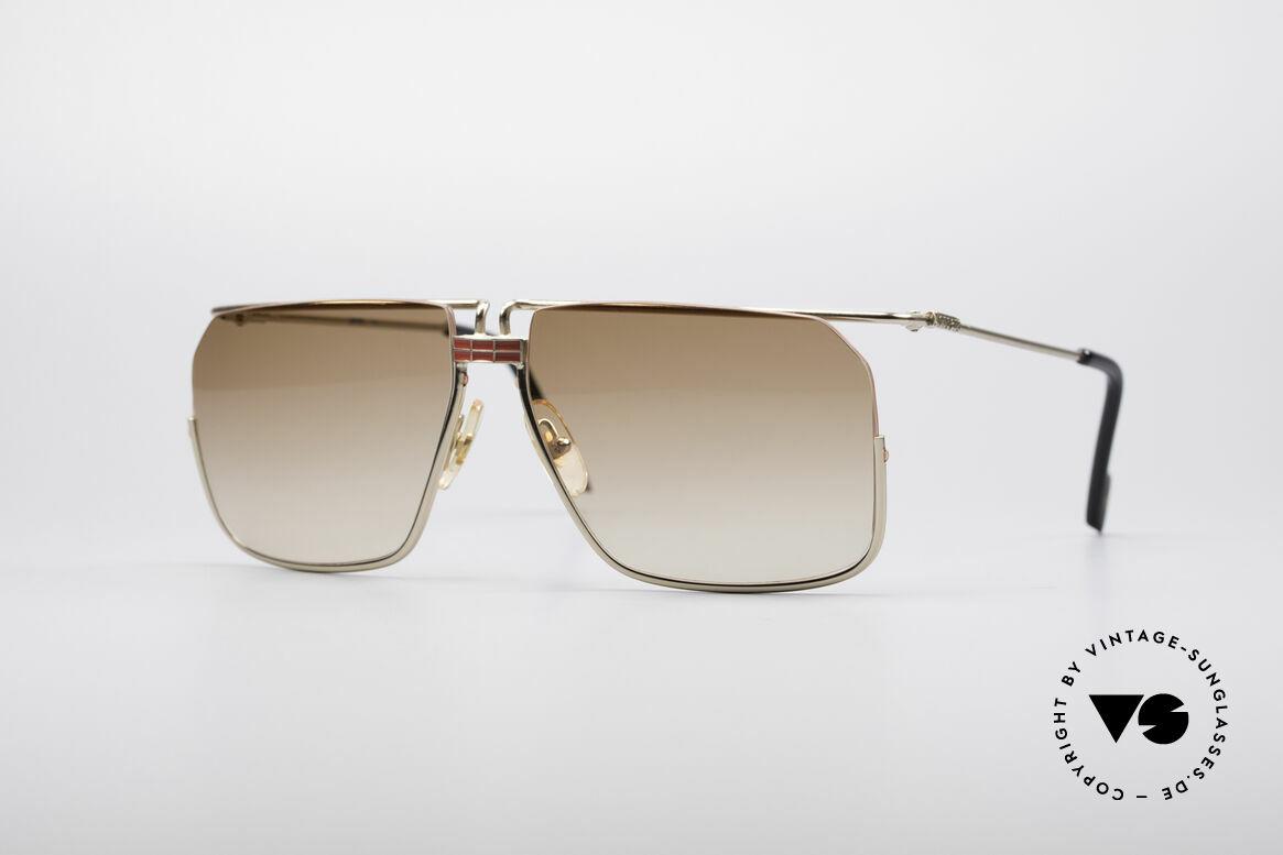 Ferrari F18 80er Herren Sonnenbrille