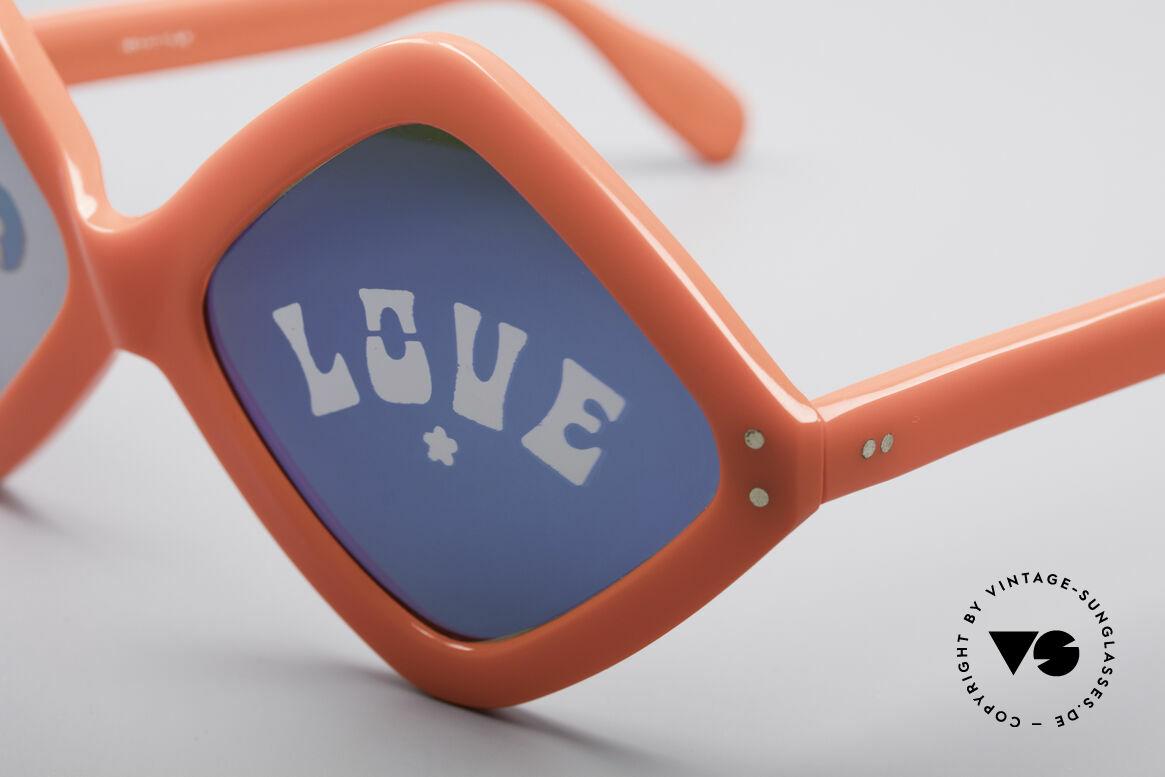 Neostyle Disco And Love Sonnenbrille, nicht nur auffällig, sondern auch genial tragbar, Passend für Damen