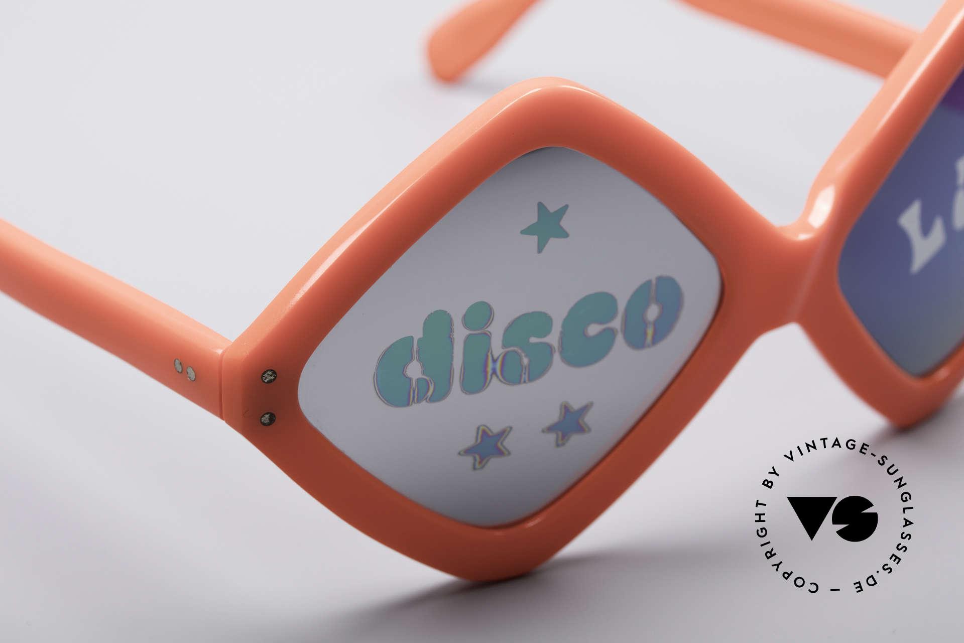 Neostyle Disco And Love Sonnenbrille, dennoch eher ein Sammlerstück / Museumsstück, Passend für Damen