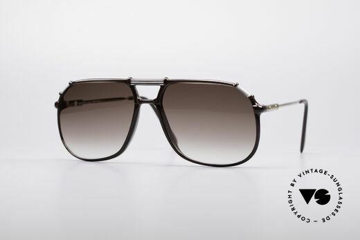 Neostyle VIP 100 Klassische 80er Brille Details