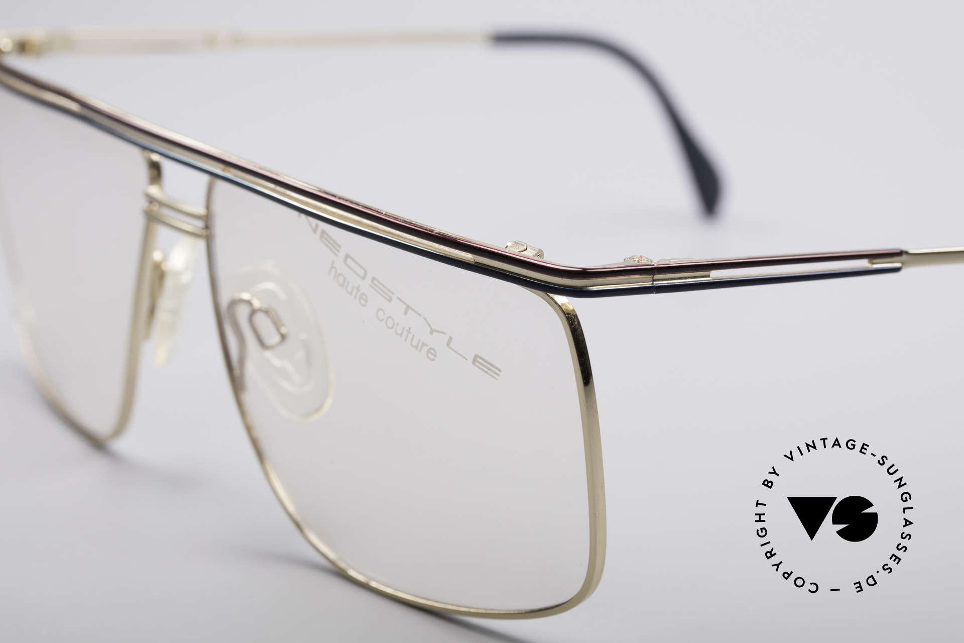 Brillen Neostyle Jet 22 80er Herren Brillenfassung | Vintage Sunglasses