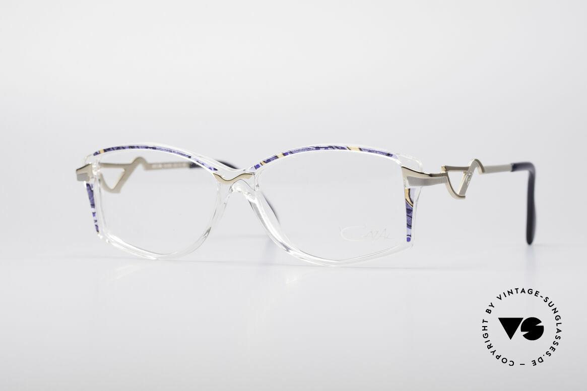 Cazal 369 90er Damen Designerbrille