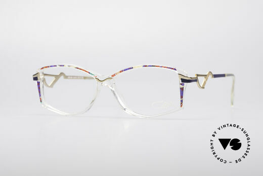 Cazal 369 90er Vintage No Retro Brille Details