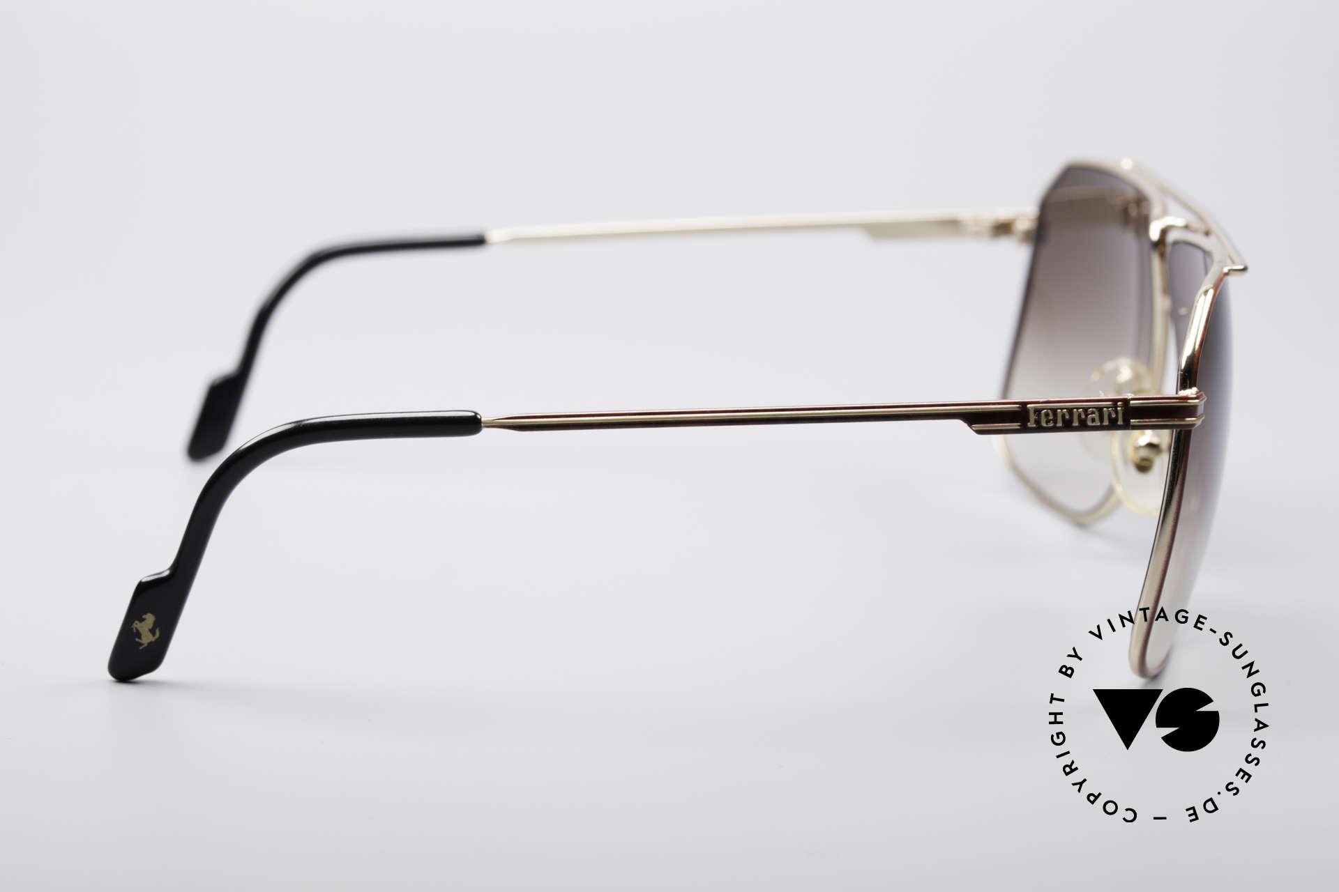 83f828e81ac Sonnenbrillen Ferrari F24 80er Herren Sonnenbrille