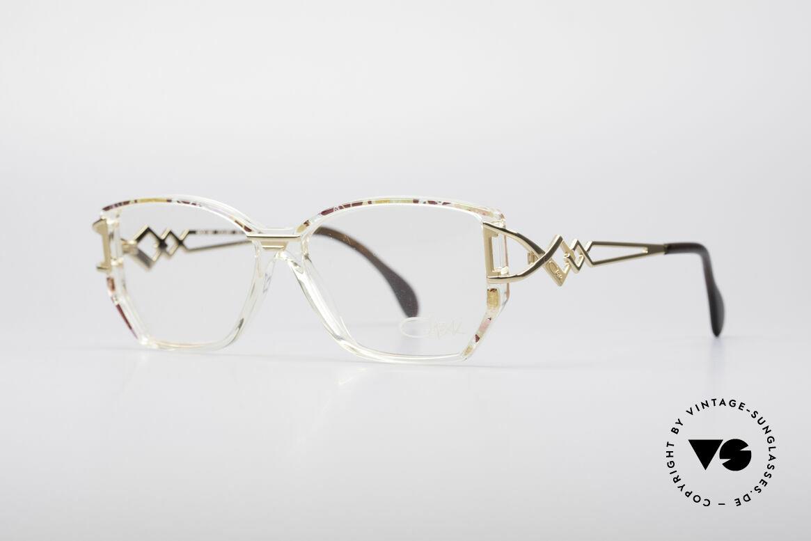 Cazal 367 90er Vintage Brille No Retro