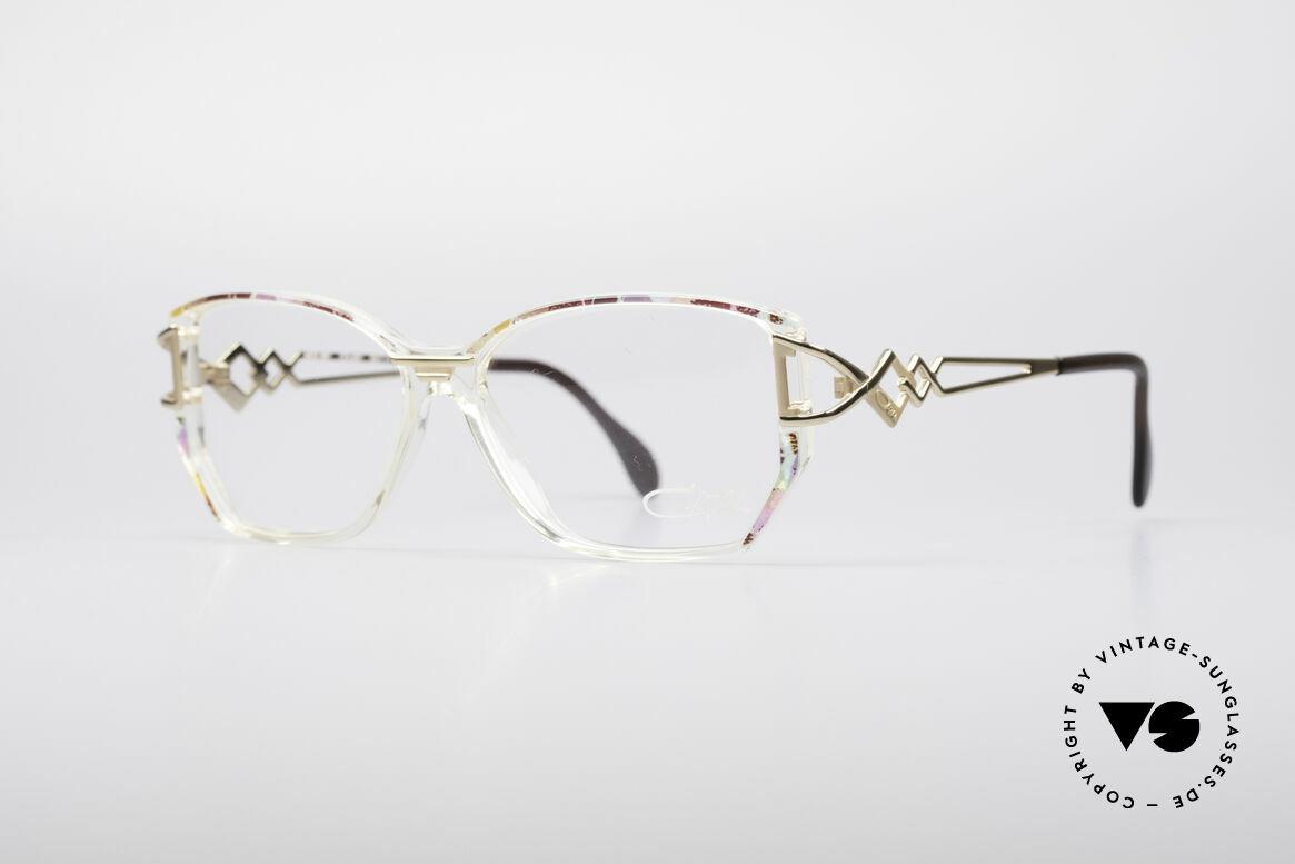 Cazal 367 90er Vintage Designerbrille