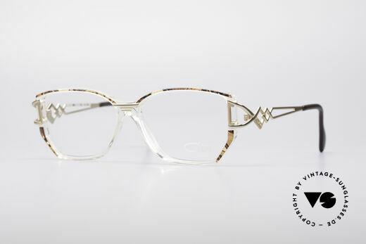 Cazal 367 90er Vintage Brille No Retro Details