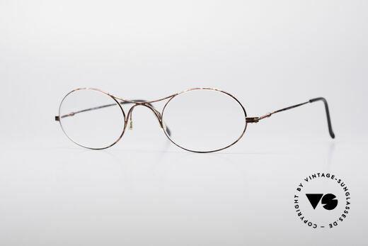Giorgio Armani 229 Die Schubert Brille Details