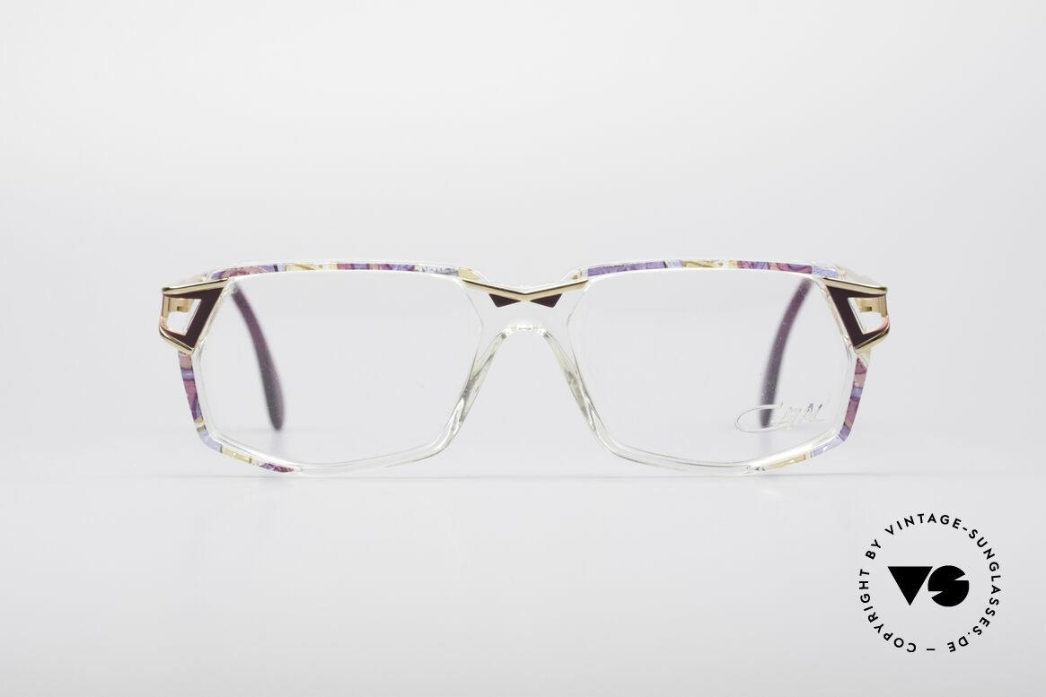 Cazal 371 No Retro Brille Echt Vintage