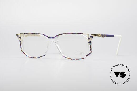 Cazal 357 90er Vintage Designer Brille Details