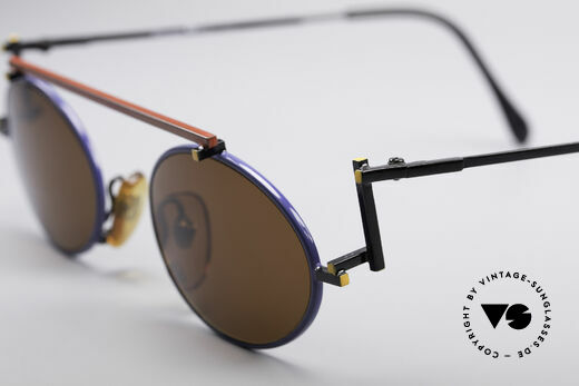 Casanova RVC4 Industrial Steampunk Brille