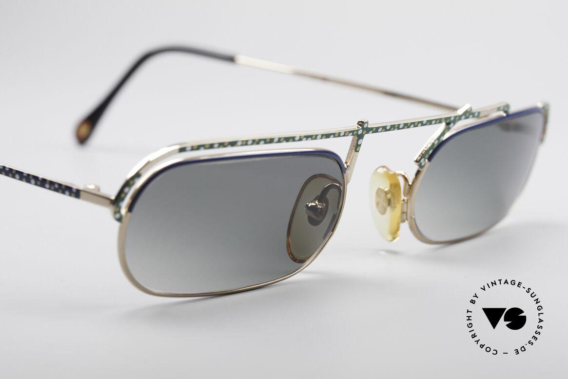 Casanova LC29 Kunstvolle 80er Vintage Brille