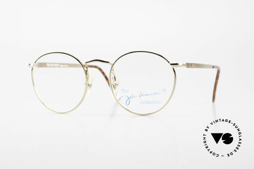 John Lennon - The Dreamer Extra Kleine Vintage Brille Details