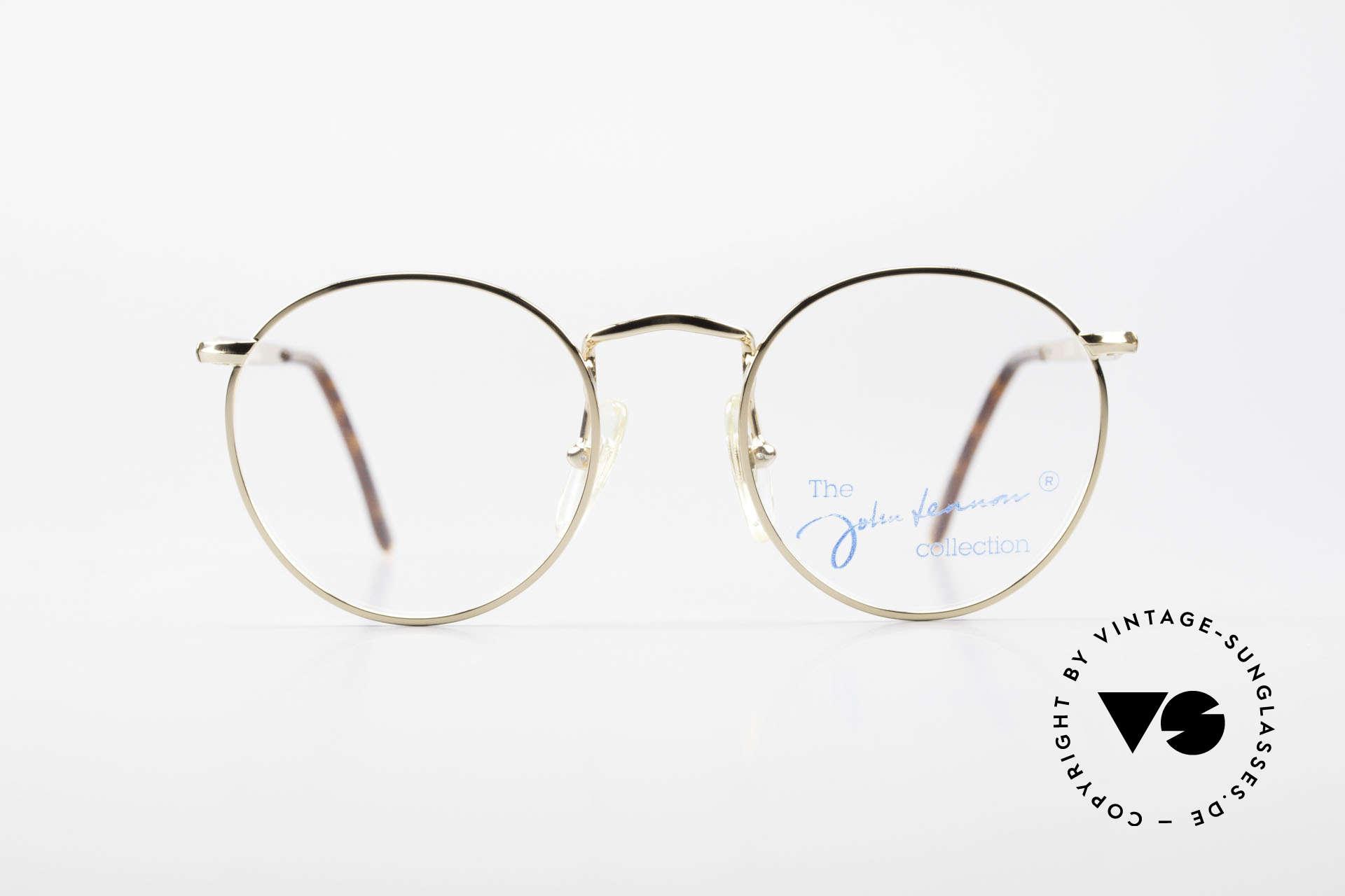 John Lennon - The Dreamer Extra Kleine Vintage Brille, vintage Brille der original 'John Lennon Collection', Passend für Herren und Damen