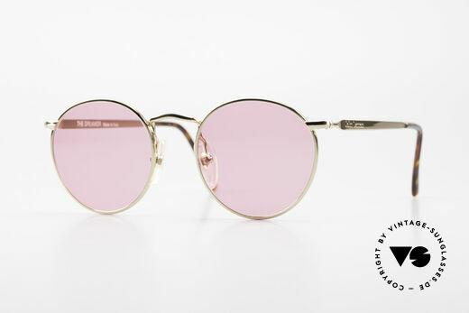 John Lennon - The Dreamer Die Rosarote Vintage Brille Details