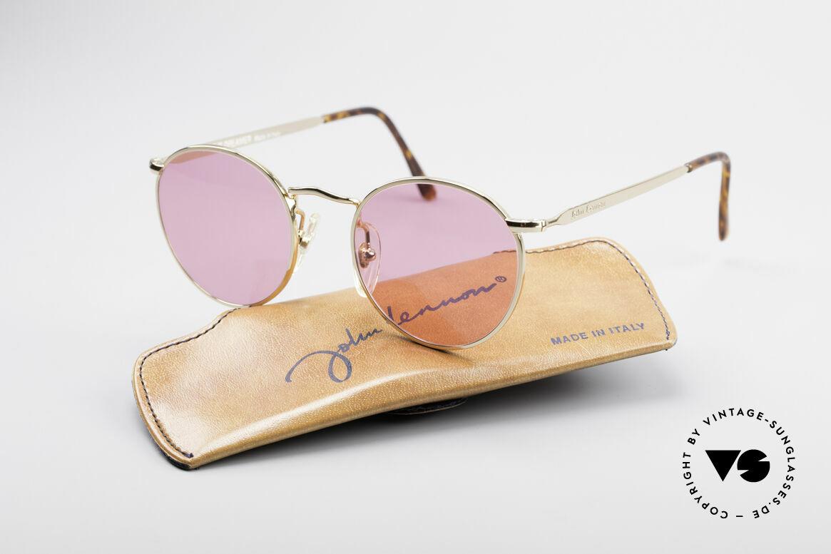 John Lennon - The Dreamer Die Rosarote Vintage Brille