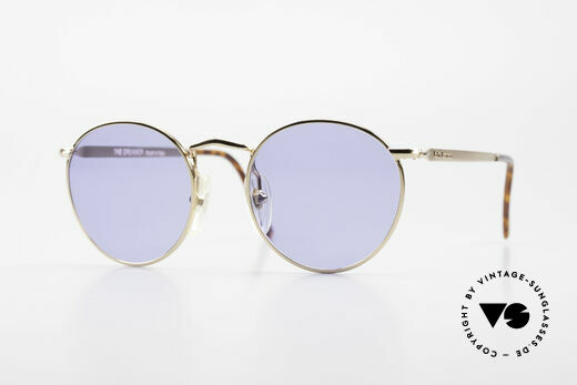John Lennon - The Dreamer Sehr Kleine Vintage Brille Details