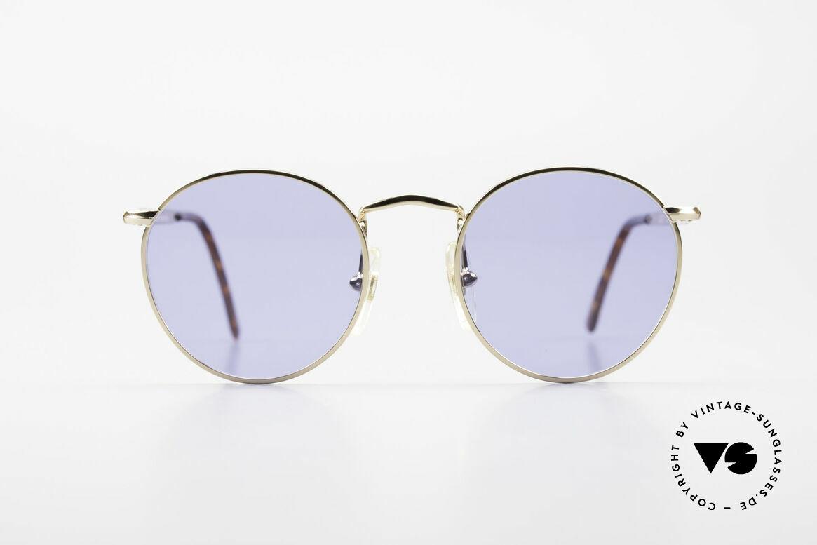 John Lennon - The Dreamer Sehr Kleine Vintage Brille, vintage Brille der original 'John Lennon Collection', Passend für Herren und Damen
