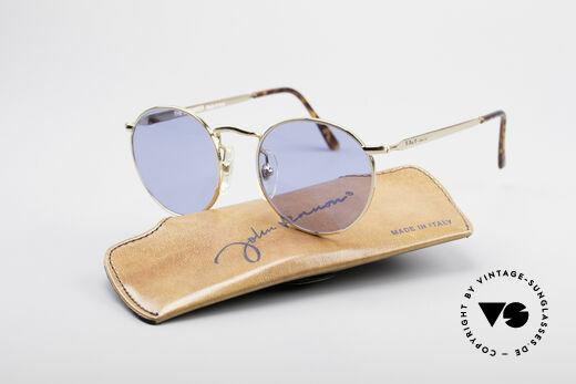 """John Lennon - The Dreamer Sehr Kleine Vintage Brille, ungetragen (wie alle unsere """"Hippie-Sonnenbrillen""""), Passend für Herren und Damen"""