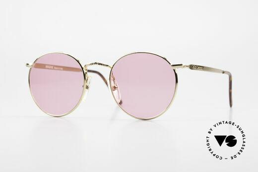 John Lennon - Imagine Die Rosarote Vintage Brille Details