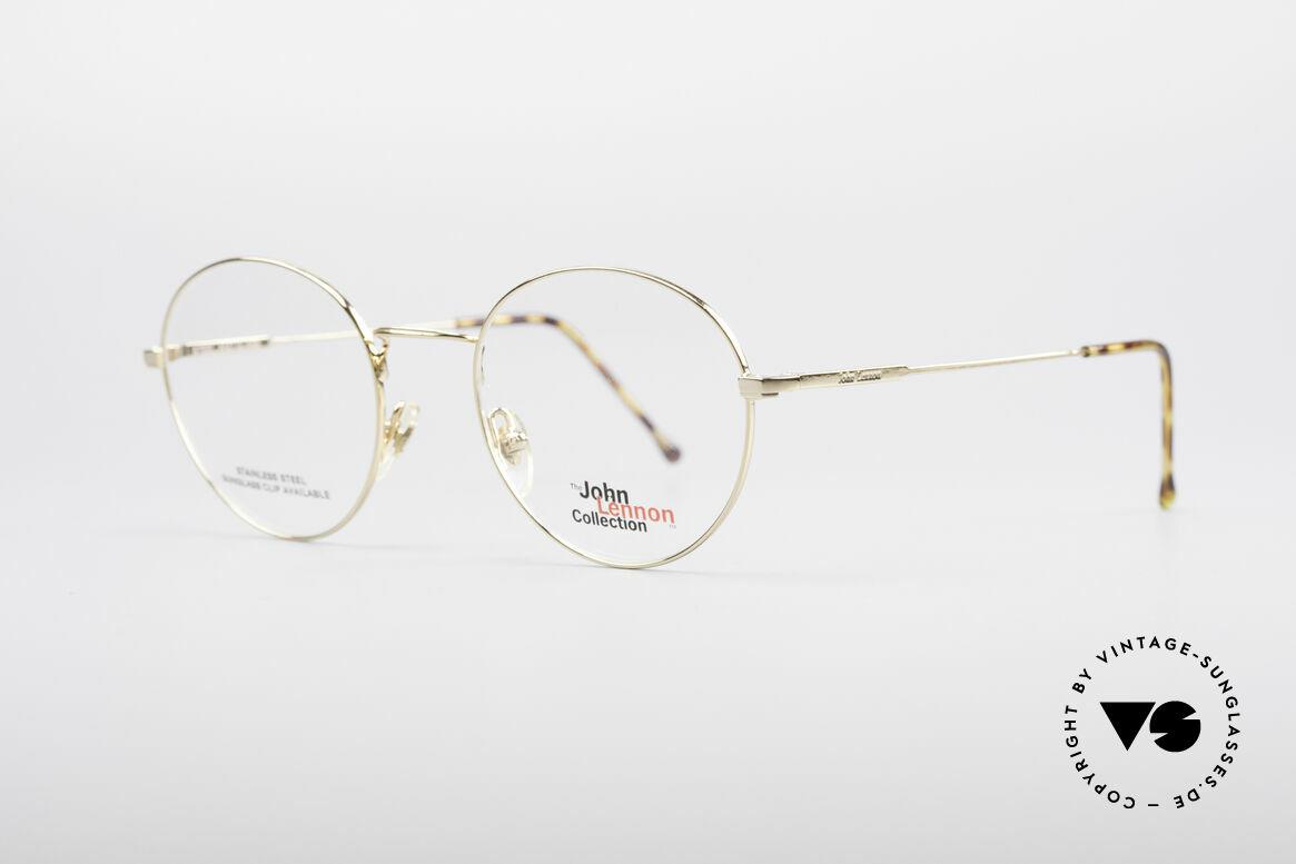 John Lennon - Steel And Glass Runde Vintage Brille