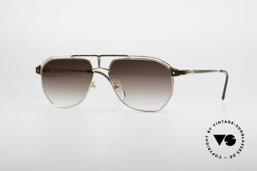 MCM München 6 XL Luxus Sonnenbrille Details