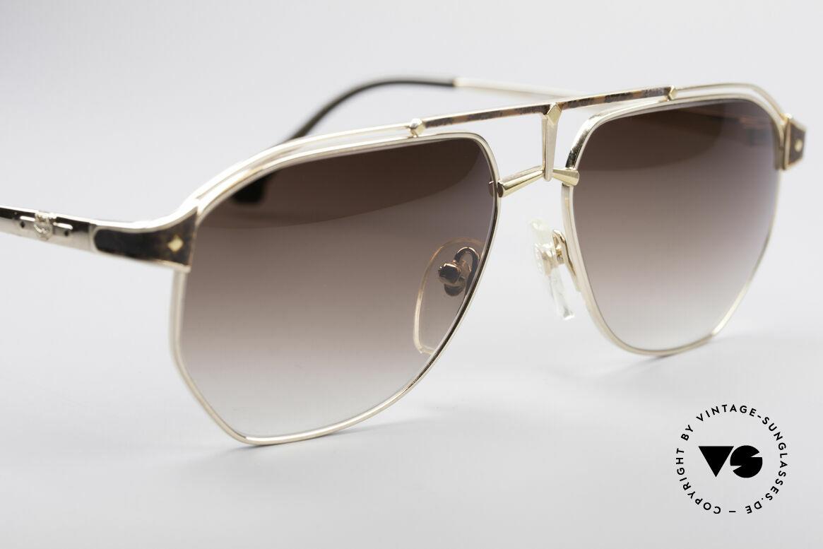 MCM München 6 XL Luxus Sonnenbrille, Michael Cromer (MC), München (M) Luxus-Brille, Passend für Herren