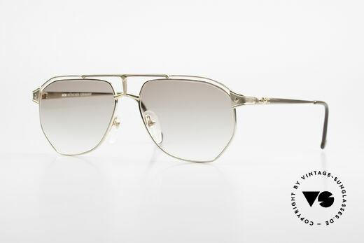 MCM München 6 XL Luxus Sonnenbrille 90er Details