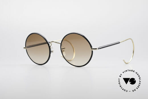 Savile Row Round 47/20 Harry Potter Brille Details