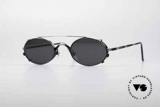 Giorgio Armani 122 Clip On Sonnenbrille Details
