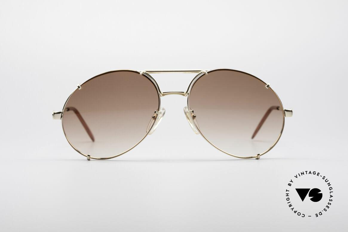 Bugatti 65359 80er Herrensonnenbrille