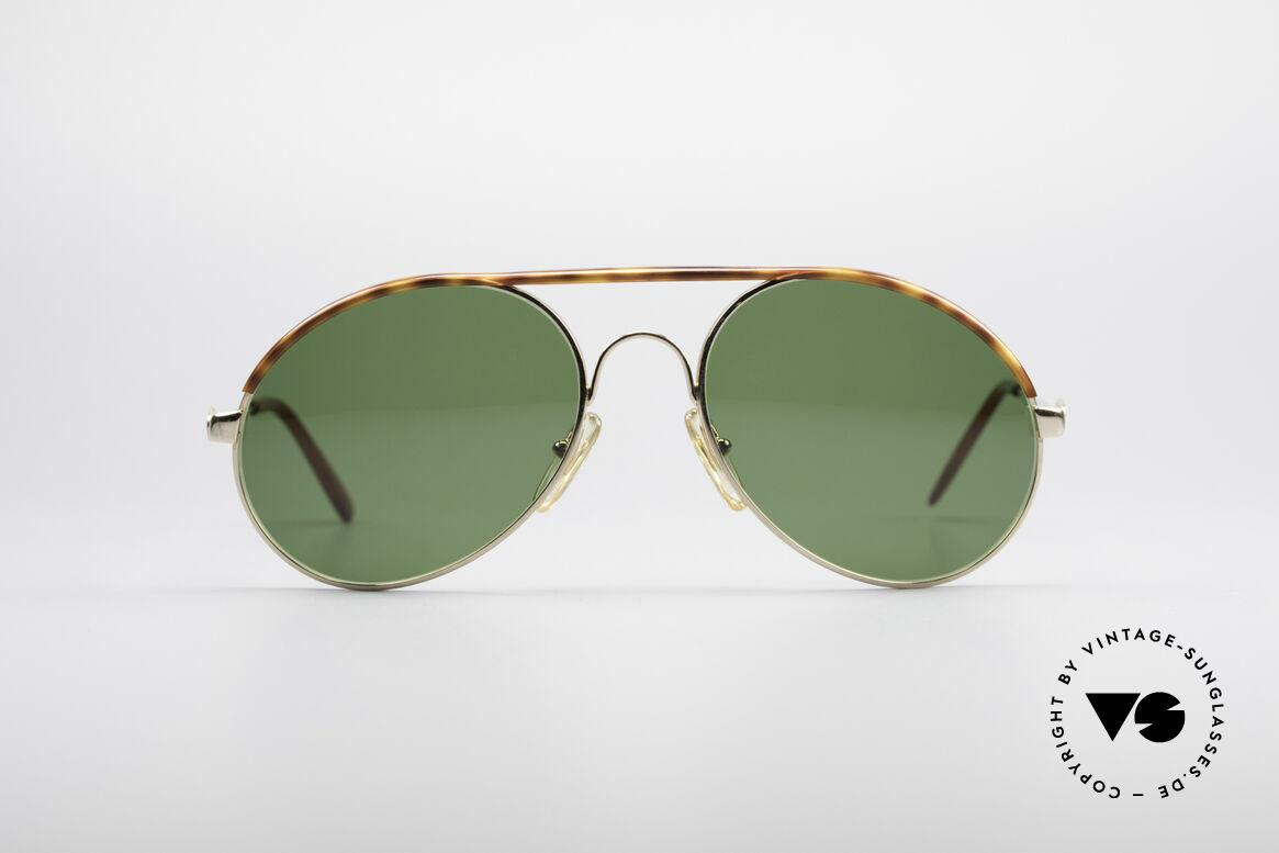 Bugatti 65986 80er Herren Sonnenbrille