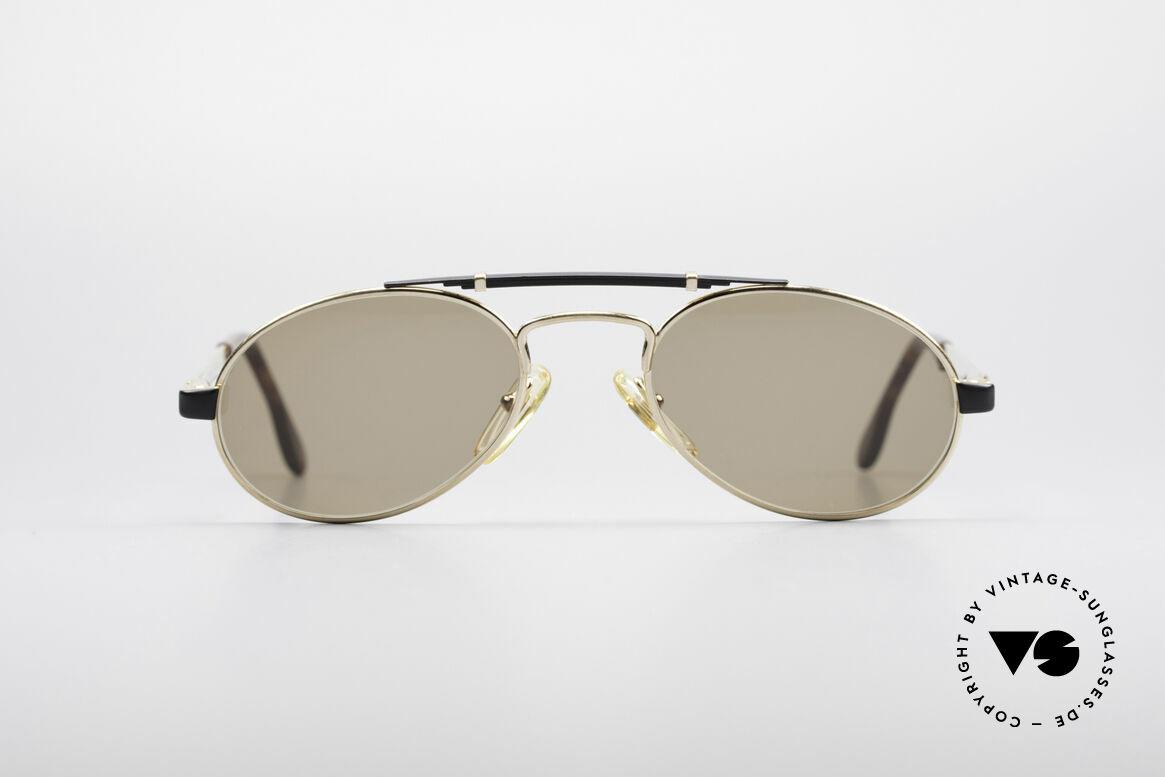 Bugatti 16941 80er Luxus Sonnenbrille, sehr edle BUGATTI Luxus-Sonnenbrille aus den 80ern, Passend für Herren