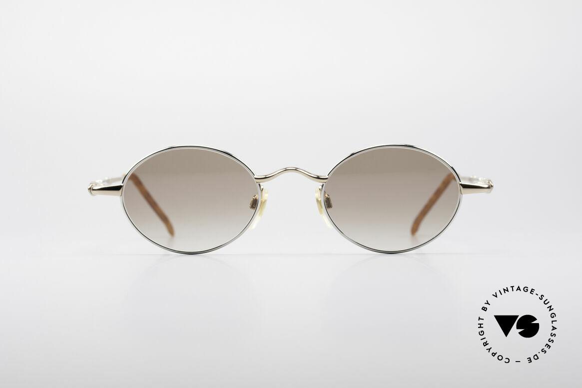 Bugatti 29578 Ovale Designer Sonnenbrille
