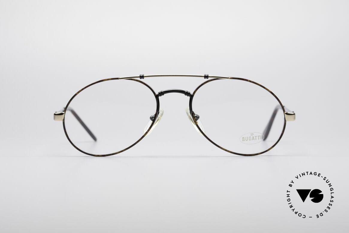 Bugatti 18557 80er Herren Vintage Brille