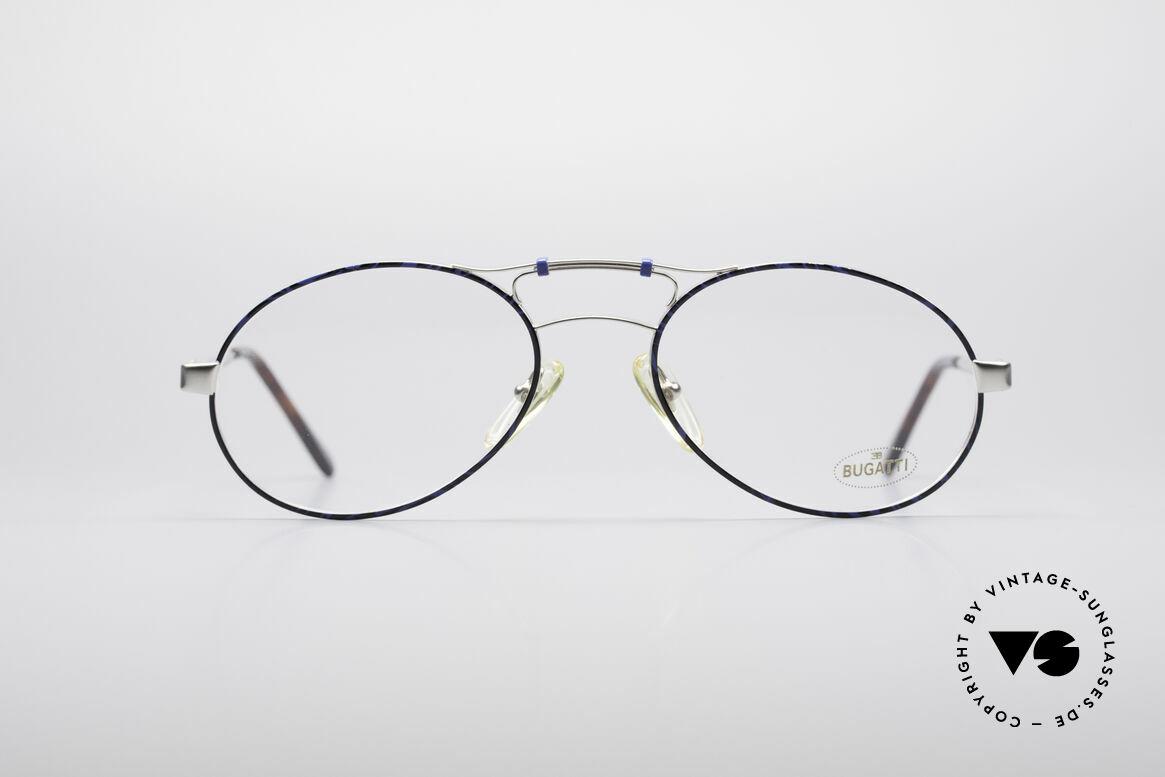 Bugatti 13438 Echt 90er Brillenfassung