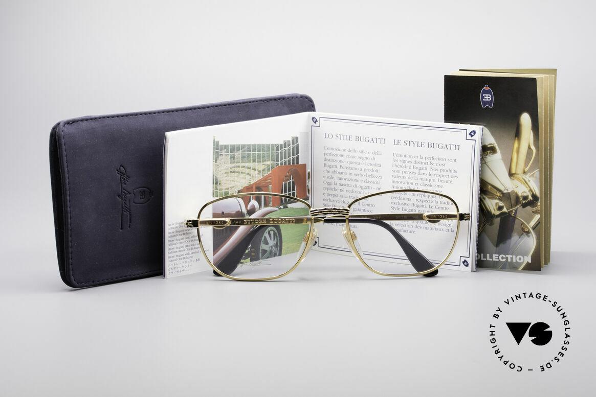 Bugatti EB507 Klassische Luxus Brille