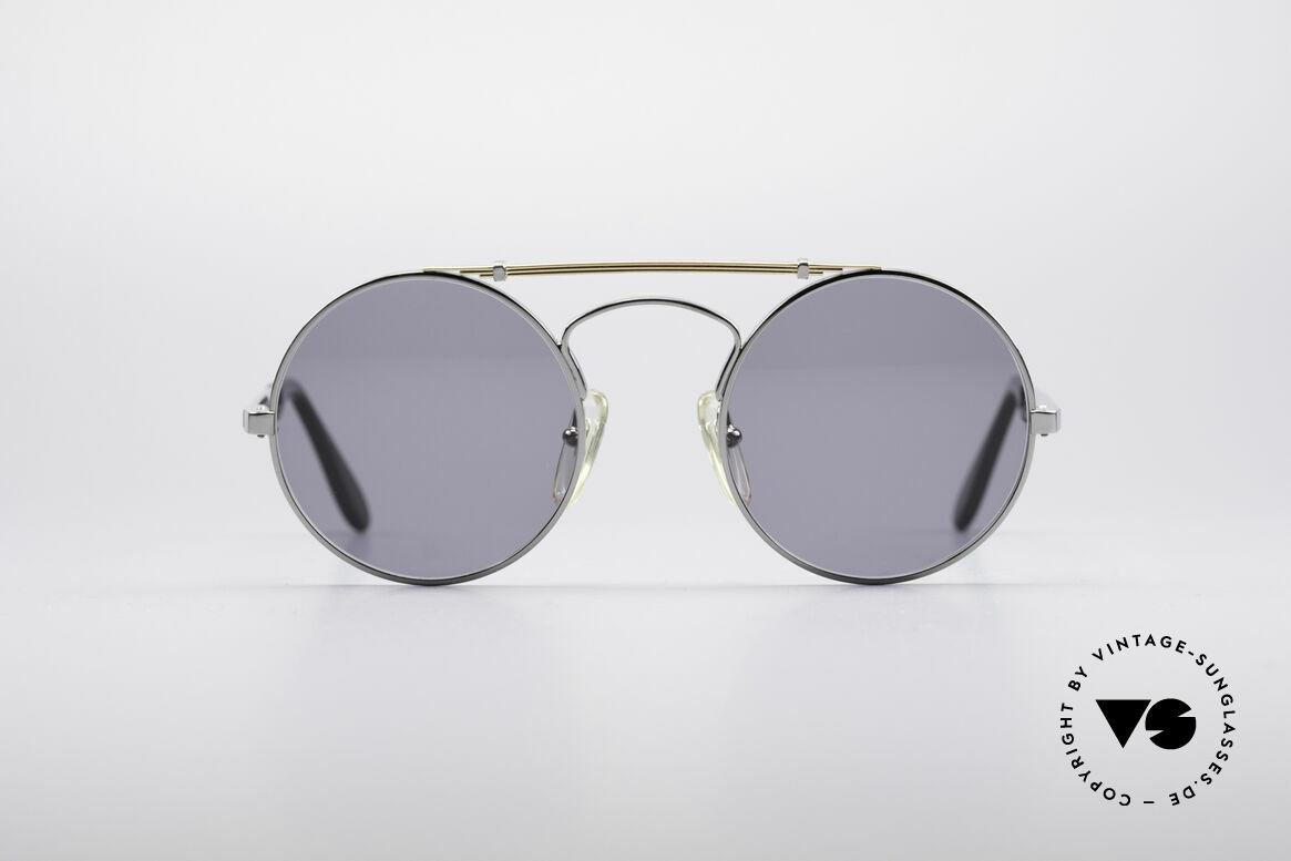 Bugatti 11726 Runde Luxus Sonnenbrille