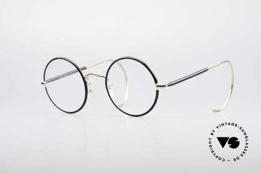 Savile Row Round 47/22 Harry Potter Brille Details
