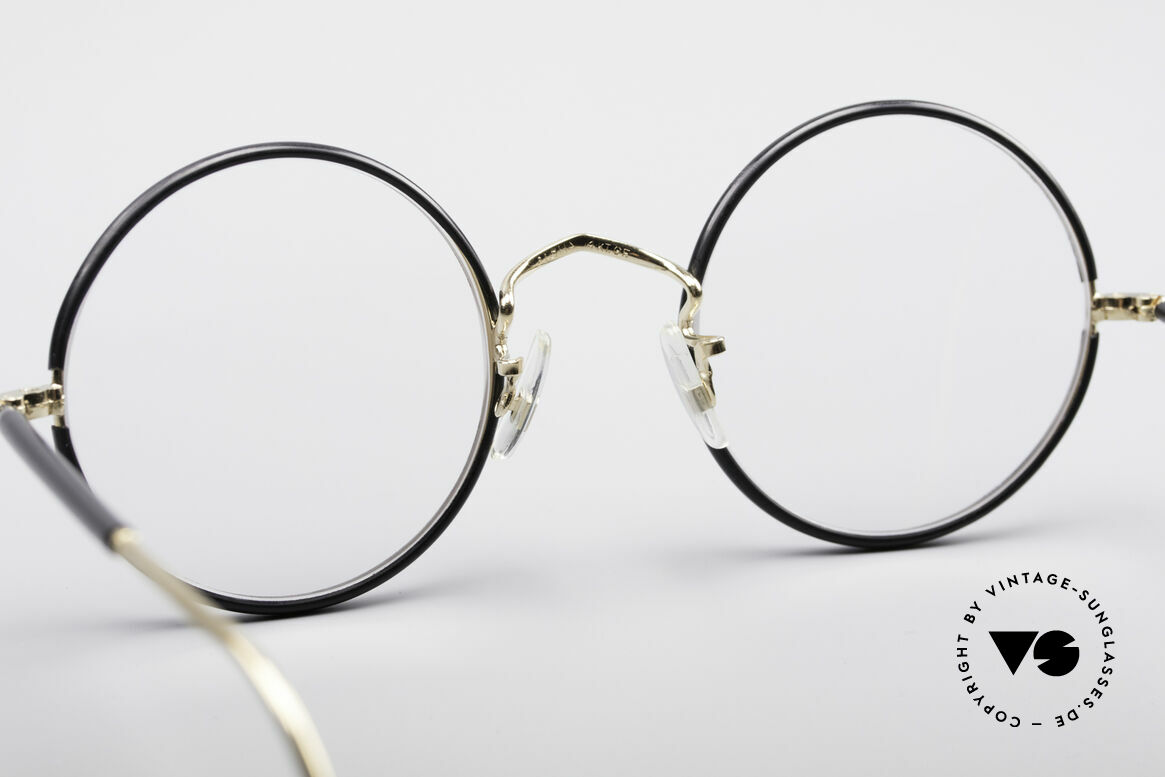 Savile Row Round 47/22 Harry Potter Brille, getragen u.a. von Harry Potter (echtes Sammlerstück), Passend für Herren