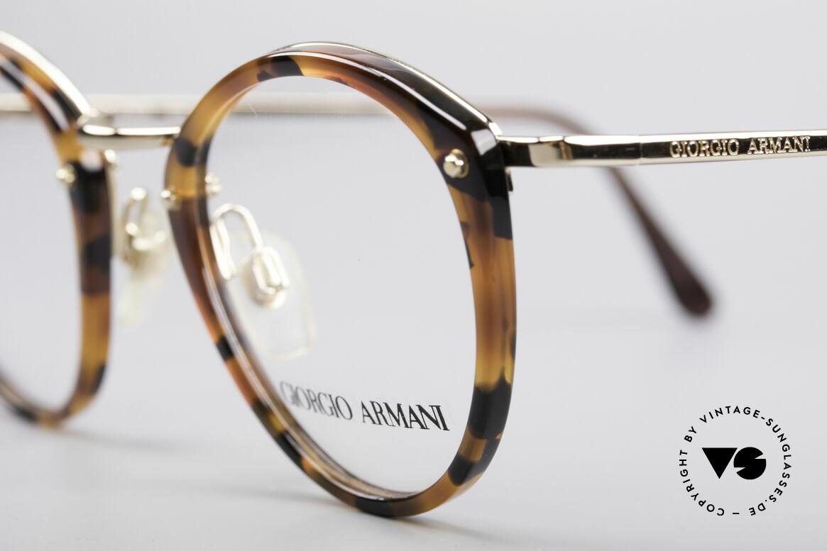 Giorgio Armani 354 80er Designerbrille, einfach nur stylisch elegant & in absoluter Top-Qualität, Passend für Herren und Damen