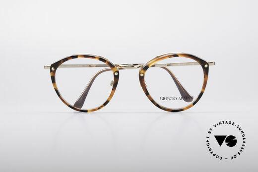 Giorgio Armani 354 80er Designerbrille, KEINE Retrobrille; ein wirklich 30 Jahre altes ORIGINAL, Passend für Herren und Damen