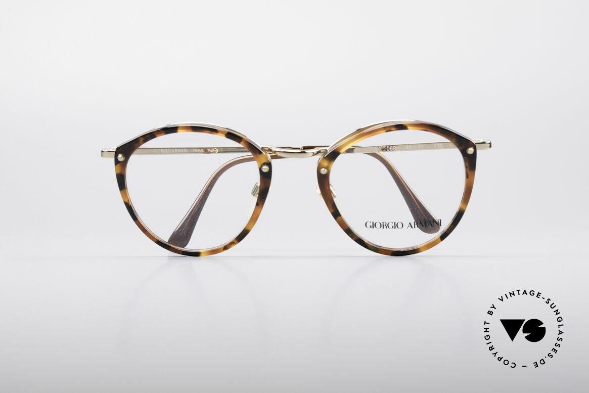 Giorgio Armani 354 80er Designerbrille