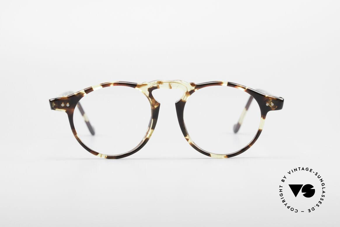 Persol 750 Ratti 80er Panto Brille, sehr elegantes und zugleich zeitloses PantoDesign, Passend für Herren und Damen