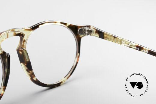 Persol 750 Ratti 80er Panto Brille, ungetragen (wie alle unsere vintage Persol Brillen), Passend für Herren und Damen