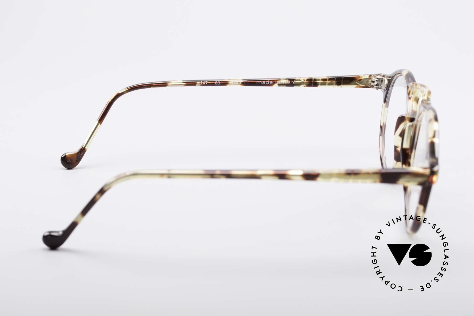 Persol 750 Ratti 80er Panto Brille, Größe: small, Passend für Herren und Damen