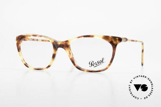 Persol 09194 Klassische Vintage Brille 90er Details