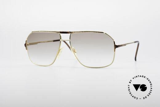 Gucci 1213 80er Luxus Herren Brille Details